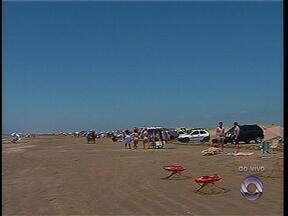 Começa a cobertura da RBS TV na Praia do Cassino - Confira as novidades.