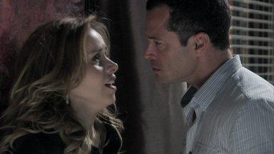 Glauce confessa que deixou Luana morrer - Bruno fica chocado