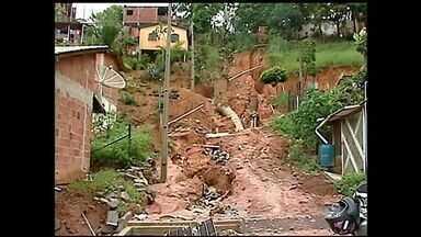 Vítimas das chuvas no Norte do ES, contam com a solidariedade da população - A situação ainda é complicada em São Gabriel da Palha.Segundo a Defesa Civil, as comunidades de Castelan e São Roque estão isoladas.