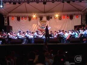 Orquestra Sinfônica de Teresina apresenta concerto de natal no Parque Lagoas do Norte - Orquestra Sinfônica de Teresina apresenta concerto de natal no Parque Lagoas do Norte