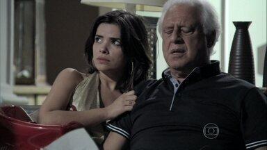 César expulsa Paloma e Paulinha de sua casa - Vitoriosa, Aline provoca Paloma