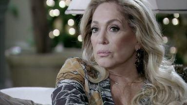 Pilar exige que Félix conte toda a verdade para Paloma - Ele fica temeroso pela reação da irmã e de Bruno