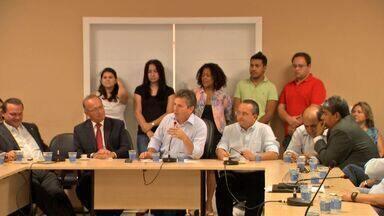 Prefeitura assina convênio com governo federal para investimentos de mais de R$ 18 milhões - A Prefeitura de Cuiabá assinou um convênio com o governo federal para investimentos de mais de R$ 18 milhões.