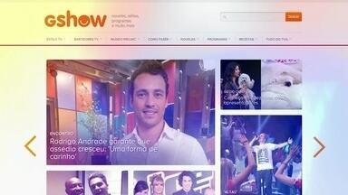Novo site de entretenimento da TV Globo entra no ar - São páginas dos reality show, programas de variedades e novelas reunidos num só lugar. Com o Gshow, os internautas poderão entrar, literalmente, na programação e nas produções da Rede Globo.