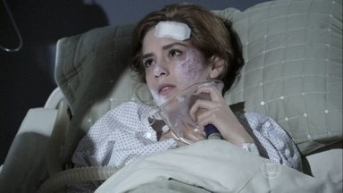 Natasha descobre que foi salva por Thales - O escritor afirma para Pérsio que ama a filha de Lídia