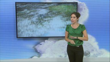 Confira a previsão de tempo para São Carlos e região nessa quinta-feira (16) - Confira a previsão de tempo para São Carlos e região nessa quinta-feira (16)