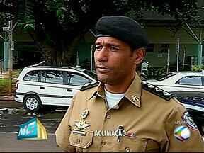 Uso de capacetes tem se tornado constante durante crimes em Uberlândia - Capitão da Polícia Militar (PM) oferece dicas de como inibir ações de criminosos.