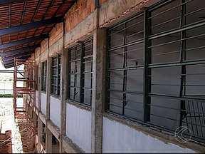 Algumas escolas de Uberlândia serão reformadas até o início de fevereiro - Na volta às aulas, estudantes vão encontrar melhores condições em algumas escolas municipais e estaduais.