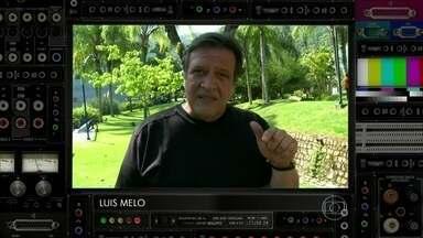Zeca Camargo chama Luis Melo para falar sobre crime de Félix - Félix é acusado de tentativa do assassinato de Atílio