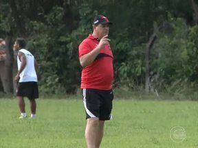 Ex-técnico do River treina Moto Club-MA para disputa do estadual do Maranhão - Ex-técnico do River treina Moto Club-MA para disputa do estadual do Maranhão