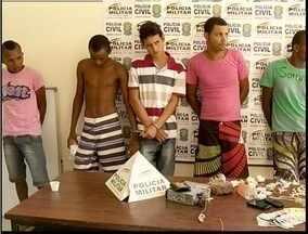 Operação entre polícias e MP resulta na prisão de seis pessoas em distrito de Timóteo - Entre elas está o chefe do tráfico na região.