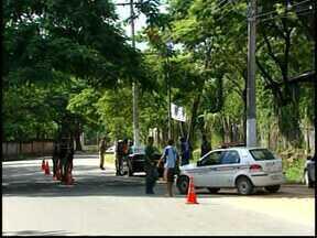 PM e Civil realizam operação para combater crime em Divinópolis - Mandados de busca e apreensão e prisão são cumpridos.Operação 'Impacto' ocorre nesta quinta-feira (16).