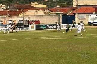 Goiânia é goleado pelo América-MG e sai da Copa São Paulo - Galinho caiu diante do Coelho por 4 a 1 e está eliminado na Copinha