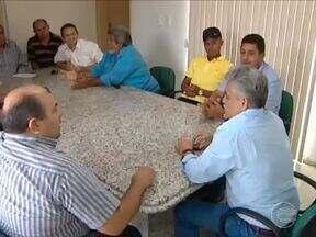 Prefeitos e vereadores do interior do Piauí cobram mais segurança em reunião - Prefeitos e vereadores do interior do Piauí cobram mais segurança em reunião com secretário de segurança