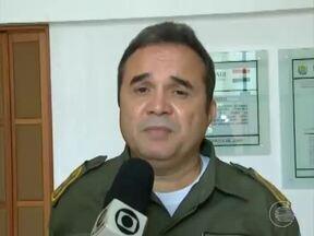 Quadrilha suspeita de fazer arrastões em Teresina é presa em sítio - Policial Militar presa por fazer compras com cartão roubado é suspeita de integrar quadrilha.