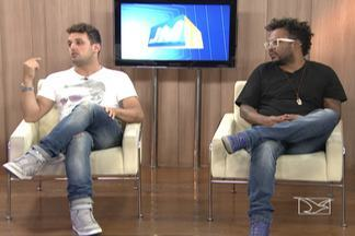 Marcelo Marrom e Rodrigo Capella falam sobre 'Comédia em Preto e Branco' - undefined