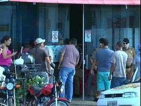 Assaltos ficam cada dia mais violentos em Paranavaí. Veja o que diz a polícia, no ParanáTV - Um homem foi morto durante roubo e comerciantes e moradores estão assustados.