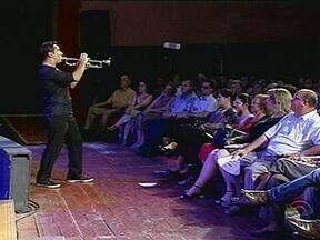 Pelotas, RS, recebe festival internacional de música - Moradores podem acompanhar os concertos sem pagar nada.