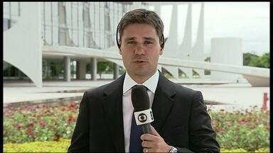 Presidente do Comitê Olímpico Internacional faz encontro com Dilma Roussef - Após assumir cargo de presidente do COI, Thomas Bach visita Brasília para tratar dos andamentos das obras para 2016.