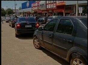 Estacionamento rotativo pode ser solução para os motoristas de Palmas - Estacionamento rotativo pode ser solução para os motoristas de Palmas