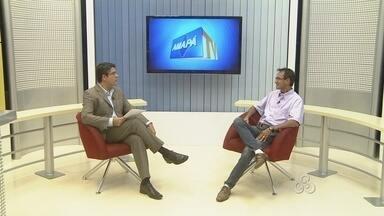 Secretário da Seinf, Izautino Carneiro Júnior fala sobre entrega de escolas - Secretário da Seinf, Izautino Carneiro Júnior fala sobre entrega de escolas