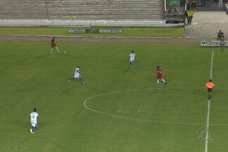 CSP vence a Queimadense no Almeidão - Com dois gols do atacante Hélio Paraíba, o Tigre faz 2 a 0 e consegue a sua primeira vitória no Campeonato Paraibano.