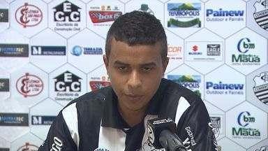 Novo reforço do Comercial vem do São Paulo - Zagueiro Luiz Eduardo já foi campeão brasileiro pelo tricolor.