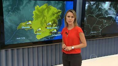 Quarta-feira será de sol entre nuvens em Belo Horizonte - Máxima deve chegar a 31ºC na capital mineira.