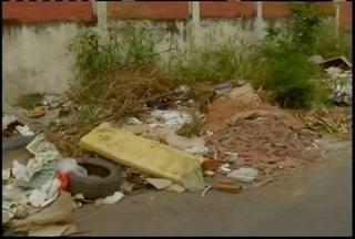Moradores reclamam de descarte ilegal de entulhos em Montes Claros - Carroceiros reivindicam centros de apoio adequado para realizarem o descarte.