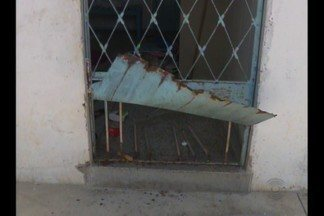 Creche é arrombada em Campina Grande - Ladrões levaram artigos da cozinha da unidade escolar.
