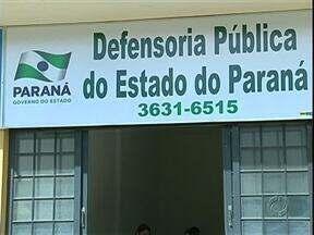 Defensoria Pública está atendendo em Cianorte - O município de Cianorte é um dos primeiros municípios do interior do Paraná a ter a Defensoria Pública funcionando.