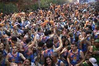 Sergipanos estão entusiasmados para faturamento durante o Pré-caju - Sergipanos estão entusiasmados para o faturamento durante o Pré-caju