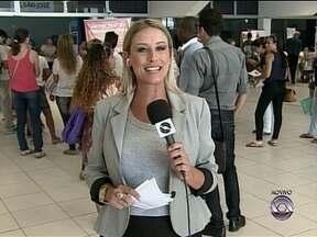 Feirão oferece mais de 3 mil vagas de empregos para a Grande Florianópolis - Feirão oferece mais de 3 mil vagas de empregos para a Grande Florianópolis