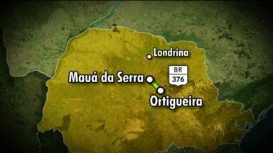 Ônibus com comerciantes é assaltado na BR-376 - Grupo de Mato Grosso voltava das compras em Brusque, SC.
