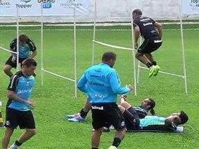 Time B do Grêmio enfrenta o Lajeadense nesta quinta-feira pelo Gauchão - Titulares só jogam na quinta rodada contra o Juventude.