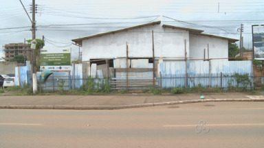 Obras de dois postos de saúde seguem atrasadas em Porto Velho - As duas obras começaram ainda em 2012 e juntas estão orçadas em R$ 1,2 milhões