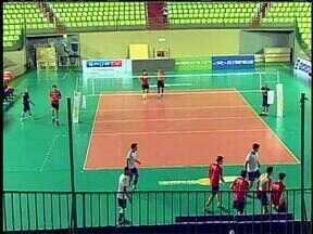 Começa amanhã a Copa Brasil de Vôlei Masculino em Maringá - Os jogos são no ginásio Chico Neto
