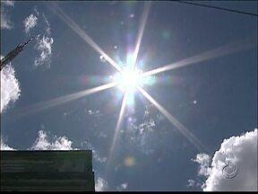 Com o calor aumentam os riscos de incêndio - Só neste ano foram 10 ocorrências em Ponta Grossa.