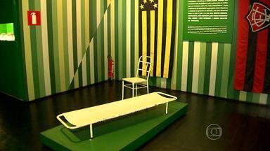 Mineirão reabre 'Museu do Futebol' em Belo Horizonte - Estádio, inaugurado em 5 de setembro de 1965, vai receber jogos da Copa de 2014.