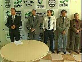 Paranavaí tem novo delegado chefe - Luiz Carlos Mânika assumiu nesta quarta-feira, 22 de janeiro como novo delegado chefe de Paranavaí.