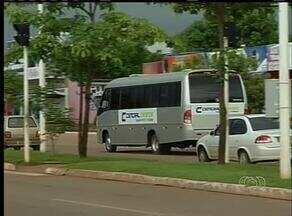 Taxistas e mototaxistas denunciam transporte alternativo, em Palmas - Taxistas e mototaxistas denunciam transporte alternativo, em Palmas