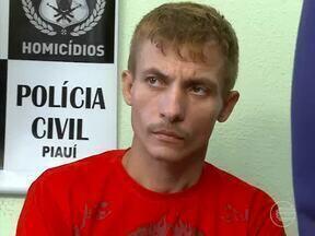 Polícia prende 6 acusados de praticar homicídios em Teresina - Polícia prende 6 acusados de praticar homicídios em Teresina