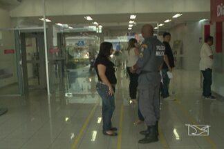 PM anuncia operação em áreas de grande movimento, para conter a ação de assaltantes - Em menos de uma semana, três saidinhas bancárias aconteceram em avenidas de São Luís.