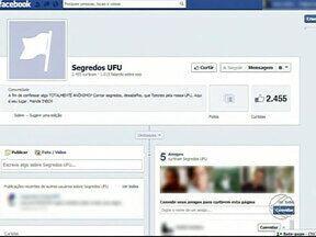 Página com ameaças a alunos de Uberlândia é deletada de rede social - Na comunidade que tinha mais de 2,300 seguidores, usuários ameaçavam alunos da Universidade Federal de Uberlândia.