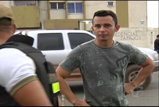 Militar provoca acidente com 5 carros em Santarém - O soldado do exército se recusou a fazer exame de dosagem alcoólica, pagou fiança e foi liberado.