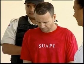 Homem é preso em Valadares acusado de estupro em Jampruca - Suspeito é vereador em Jampruca. Ele foi apresentado em Teófilo Otoni.