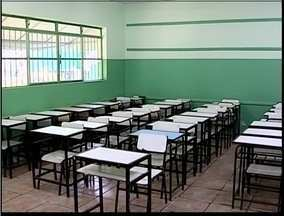 Escolas do Vale do Aço são reformadas para receber os alunos nas voltas às aulas - Cerca de 22 mil alunos devem voltar às aulas somente em Ipatinga.