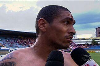 Ramon diz que empate no clássico com o Vila foi normal - Para meia do Goiás, não havia favorito na terceira rodada do Campeonato Goiano.
