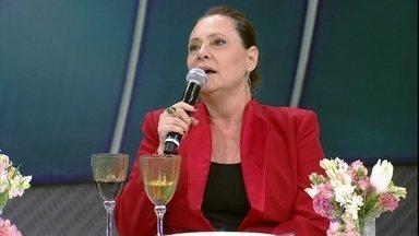 Elizabeth Savalla fala sobre a Márcia - A atriz comentou a personagem