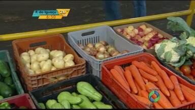 Batata, cenoura e chuchu estão entre os produtos que baixaram de preço na semana - Na pesquisa semanal direto da Ceasa de Curitiba, confira a variação de preços em alguns produtos.